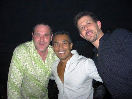 Michael Trillo, Tony Moran, Spyder
