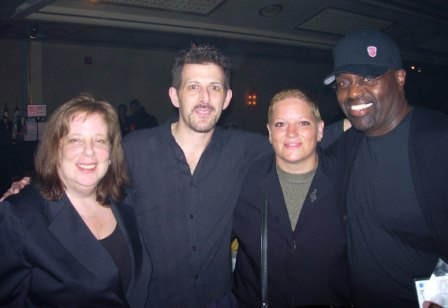 Judy Weinstein, Spyder, Twisted Dee, Frankie Knuckles