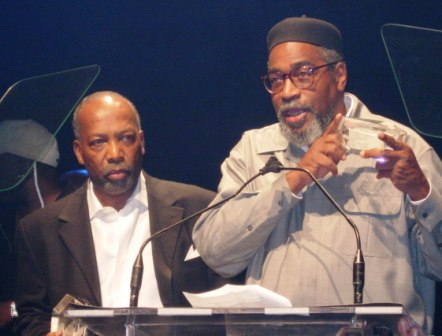 Leon Huff & Kenneth Gamble